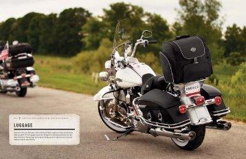 LUGGAGE - Harley-Davidson