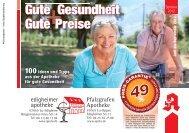 Gute Gesundheit Gute Preise - apolu.de wcms 1.1.1