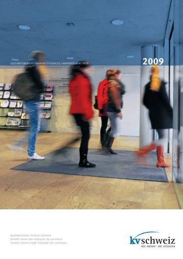 Kaufmännischer Verband Schweiz Société suisse des ... - KV Schweiz
