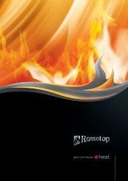Piece Romotop Heat