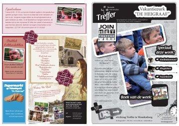 Speciaal deze week - Stichting Treffer