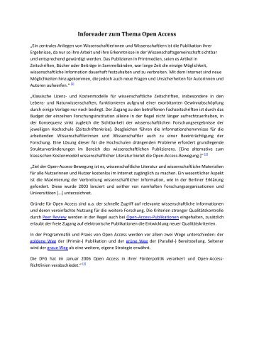 findet ihr eine pdf-Version des Readers. - BuFaTa Chemie