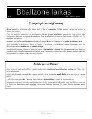 Bballzone laikas - Bballzone.net