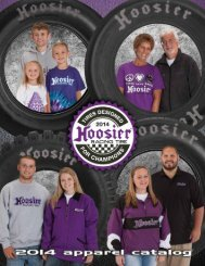 Tires Designed For Champions - Hoosier Racing Tire