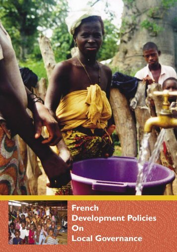 French Development Policies On Local Governance - France ...