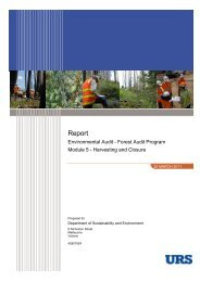 Module 5 - VicForests