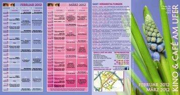 KINO AM UFER 2012 02 Februar + 03 März Flyer Seite 2