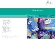 Inkontinenzeinlagen (PDF, 1.6 MB) - Orthotec