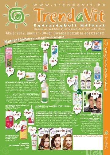www . trendavit . hu