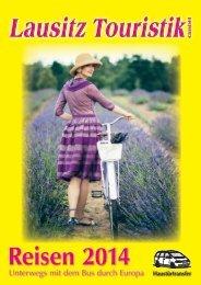 Katalog 2014 - im Reisebüro