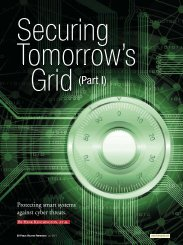 Securing Tomorrow's Grid (Part I) - 07/2011 - EnergyCollection.us