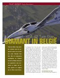 PILOT REPORT Guido Bouckaert - Diamond Aircraft - Page 2