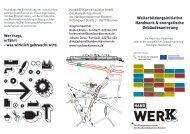 Weiterbildungsinitiative Handwerk & energetische Gebäudesanierung