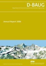 D-BAUG - Departement Bau, Umwelt und Geomatik