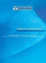 02-majorcom-acoustiq.. - AMS Technologies