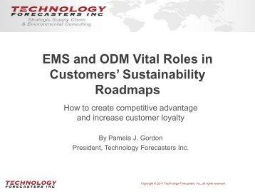 Keynote Presentation - Technology Forecasters Inc.