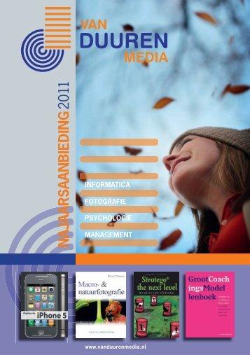 N A JA A R S A A N B IE D IN G 2011 - Van Duuren Media