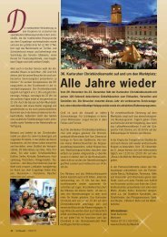 Alle Jahre wieder - Treffpunkt Karlsruhe