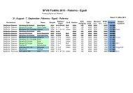 00 SFSS Preilliste Flottiglia 2013 - SFV STRONGBOW