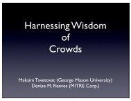 PDF slides - George Mason University