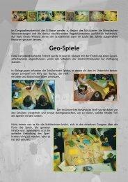 Geo-Spiele