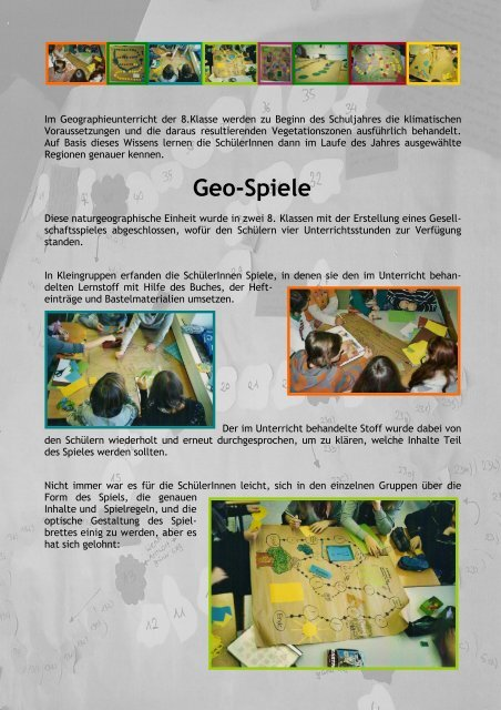 Geo Spiele