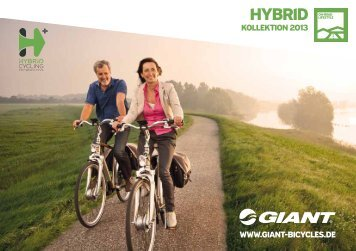 Giant Bicycles Kollektion 2013 (PDF) - Pedelecs und E-Bikes