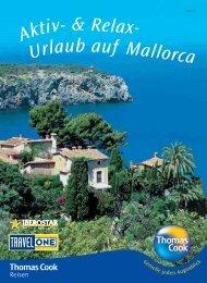 Akti v- & Relax- Urlaub auf Mallo rca - Travel-One