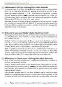 Instruktionsbok Mesh innertält Nallo - Hilleberg - Seite 2