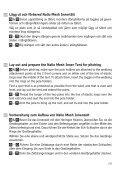Instruktionsbok Mesh innertält Nallo - Hilleberg - Seite 5