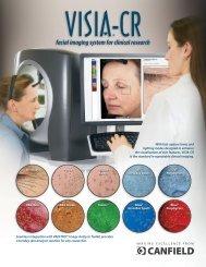 brochure VISIA-CR - Canfield Scientific Inc