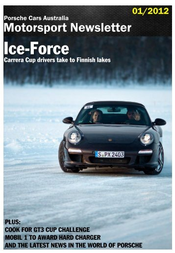 Ice-Force - Porsche Club of Victoria