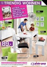 99. - [trendig wohnen] pick+pay Möbel in Göttingen