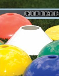 GROUND MARKING - A Sports Factory