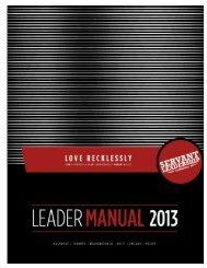 Here - Servant Leadership Experience