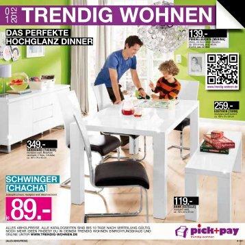 139. - [trendig wohnen] pick+pay Möbel in Göttingen