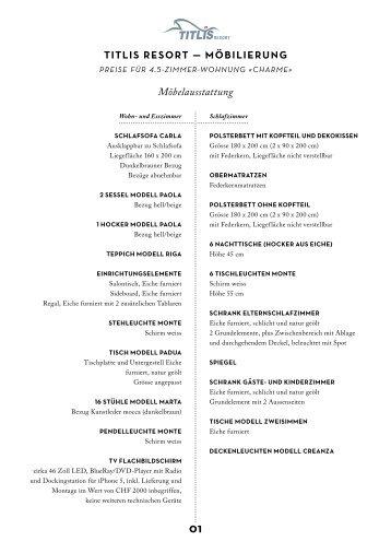 Charme» (PDF) - Titlis Resort
