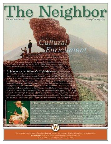 community-newsletter - Walton Communities