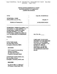 Case 10-52318-tnw Doc 53 Filed 08/11/10 Entered ... - Kentucky.com