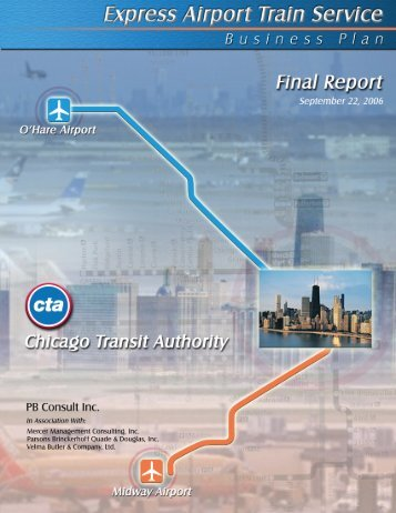Table Of Contents - Chicago Transit Authority