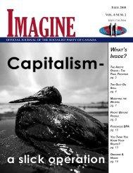 Fall 2010 - World Socialist Movement