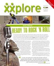 xxplore news - aug 2011.pdf - Words' Worth