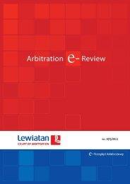 Jirvraj v. Hashwani - why is arbitrator not an employee? - Sąd ...