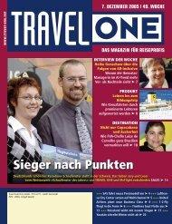 Sieger nach Punkten - Travel-One