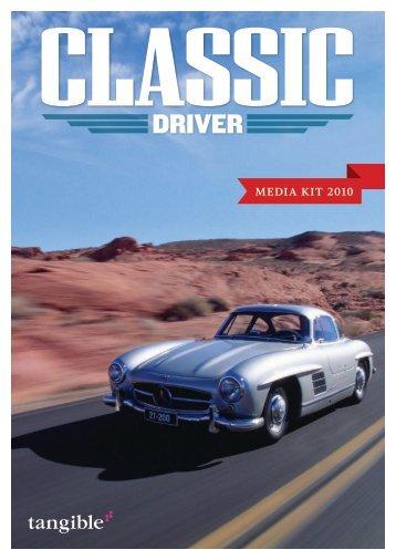 Driver - Tangible Media