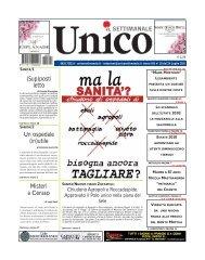 estate 2010 - Unico