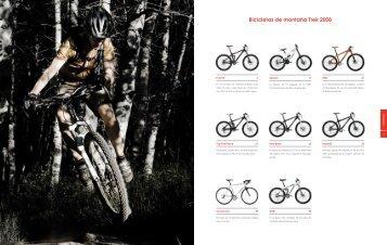 Bicicletas de montaña Trek 2008 - Trek Bicycle