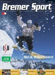 Ski · Tennis Treff Golf · Ski - Trenz AG