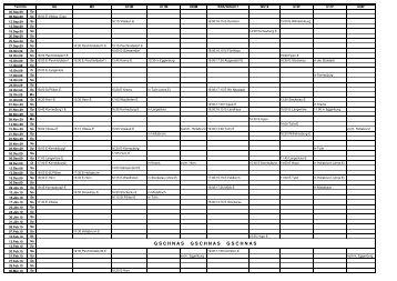 bzw. Gesamtspielplan als PDF-Datei - UHC Eggenburg