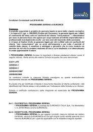 PROGRAMMA SERENA di EURONICS agg 21062010 stampato